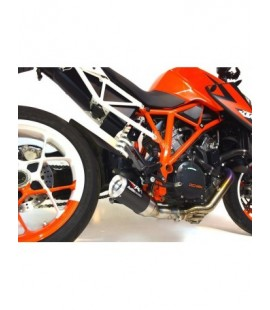 SUPERDUKE 1290 GP3 BELLY EXIT FULL TITANIUM EXHAUST SYSTEMS