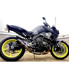 YAMAHA MT10/FZ10 GP1-GP2/GP2R DE-CAT SYSTEMS