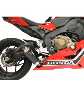Honda CBR 1000RR GP3 EXHAUST SYSTEMS