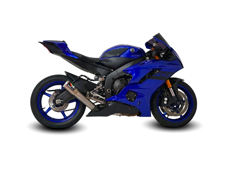 YAMAHA R6 2006 -2018 FULL EXHAUST SYSTEMS