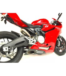 PANIGALE 1299/199/959/899 CARBON BELLY COVERS