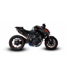 SUPERDUKE 1290 RS22 HI SLUNG DECAT & FULL EXHAUST SYSTEMS