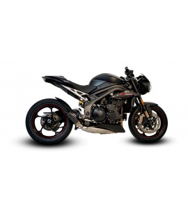 TRIUMPH SPEED TRIPLE GP3 SLIP-ON EXHAUST SYSTEM