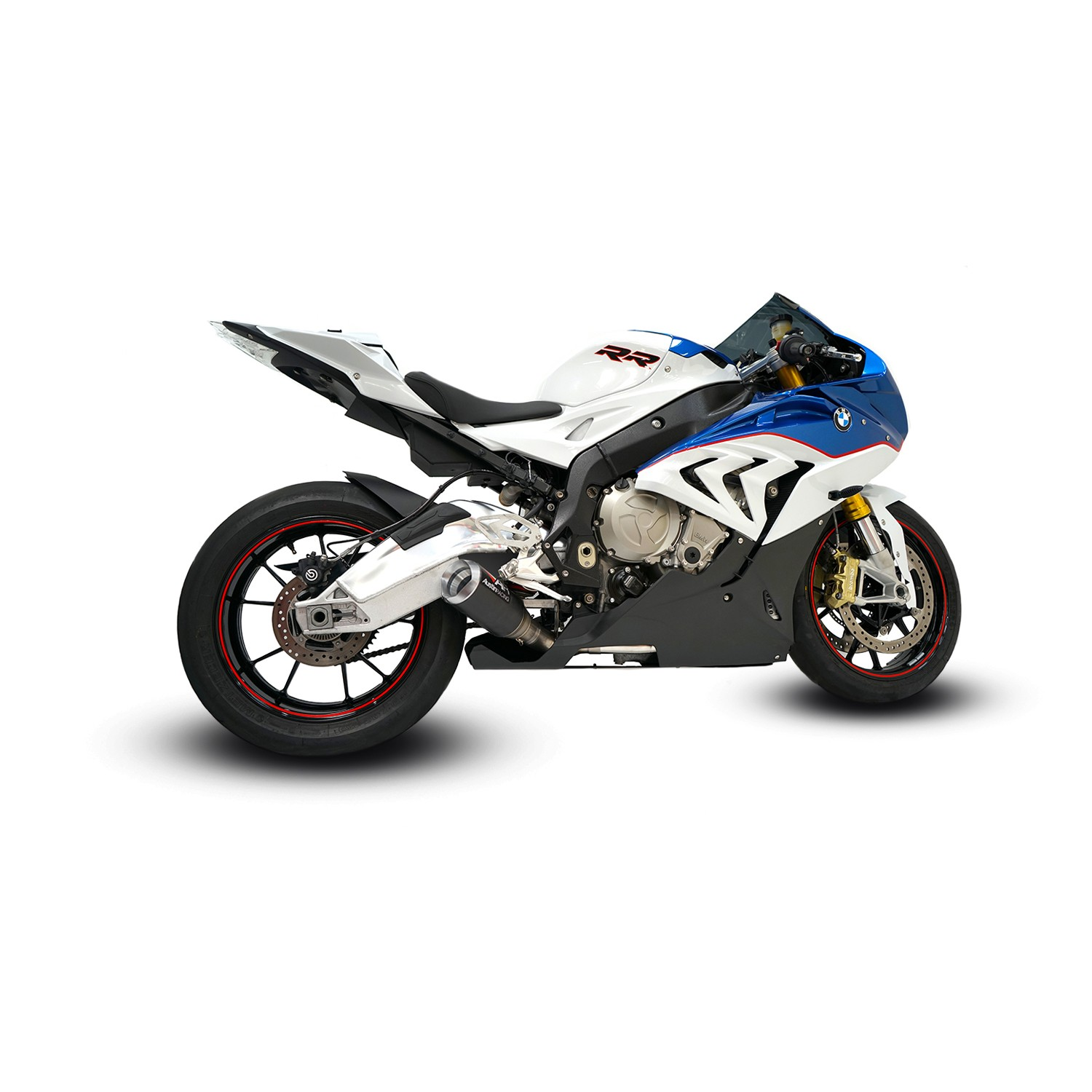 bmw s1000rr r 2017 gp3 full exhaust systems. Black Bedroom Furniture Sets. Home Design Ideas