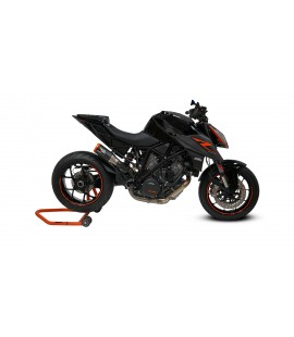 SUPERDUKE 1290 GP1 HI SLUNG DE-CAT EXHAUST SYSTEM