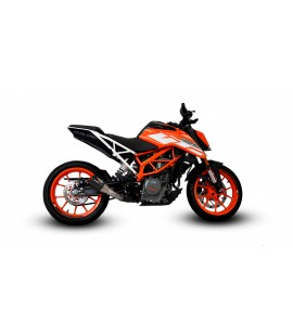 KTM DUKE 390 2017/18 SLIP-ON EXHAUST SYSTEMS