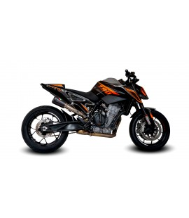 KTM DUKE 790 EU APPROVED HOMOLOGATED SLIP-ON EXHAUST