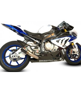 S1000RR 2010-2014 & HP4 GP1/GP1R & GP2/GP2R & V3 ARCS DE CAT EXHAUST SYSTEMS