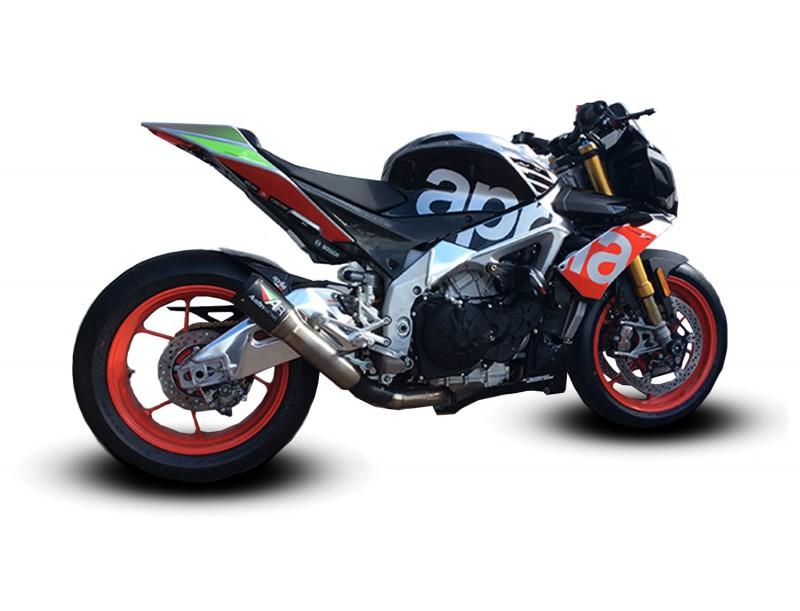 2011 - 2020 TUONO V4 GP1/R & GP2/R & V4 SLIP ON EXHAUST SYSTEMS