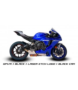 2020 R1 EU HOMOLOGATED SLIP-ON EXHAUST SYSTEM