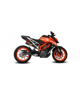 KTM Duke 390 GP1 High Slung De-Cat exhaust