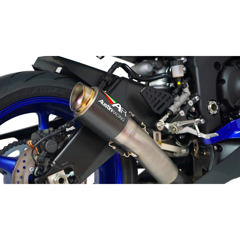 Yamaha R6 2020 Gp1 Gp1r Gp2 Gp2r V3 Full Exhaust Systems