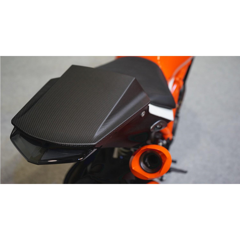 2020 KTM 1290 SUPERDUKE R CARBON FIBRE PASSENGER SEAT