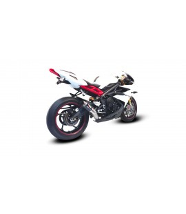 TRIUMPH 675 DAYTONA 2013 - 2018 GP1 & GP1R/ GP2 & GP2R SLIP ON EXHAUST