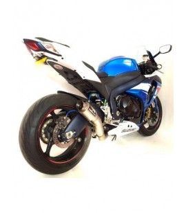 Suzuki GSXR1000 L1-2015 Slip-on Exhaust System