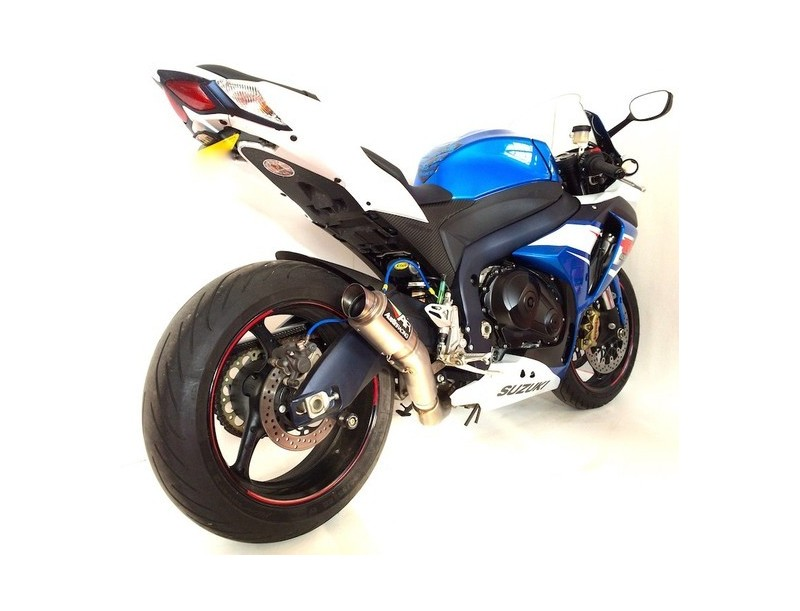 SUZUKI GSXR1000 L1-2016 SLIP-ON EXHAUST SYSTEM