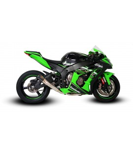 KAWASAKI ZX10R 2010 - 2020 GP1/R & GP2/R & V3 DE-CAT EXHAUST SYSTEMS