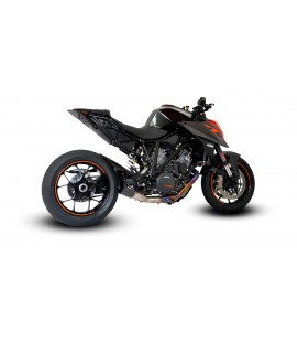 KTM SUPERDUKE 1290 R & GT GP3 BELLY EXIT DE-CAT EXHAUSTS SYSTEMS