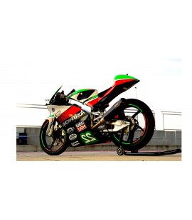 Corse factory moto 4 andy 2