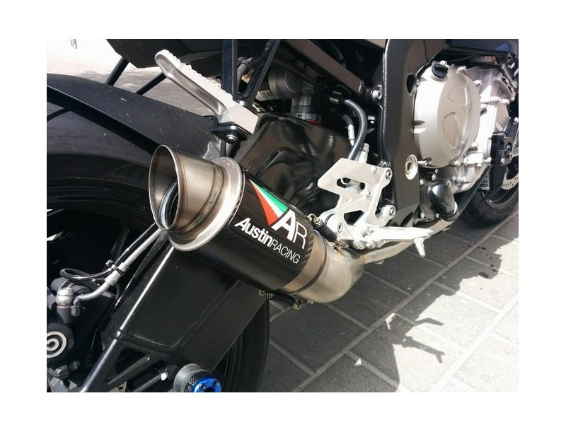 S1000R 2012- 2016 ARCS GP1/R & GP2/R DECAT EXHAUST SYSTEMS