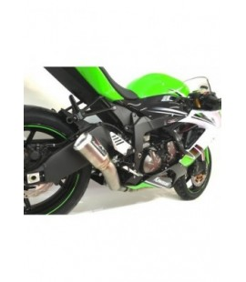 KAWASAKI 2009 - 2021 ZX636/ZX6R GP1/GP2 DE-CAT EXHAUST