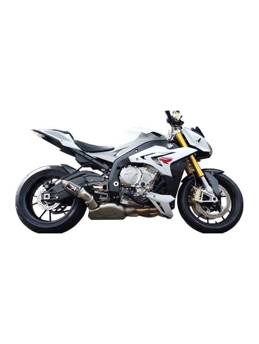 BMW S1000RR 2009 2014 S1000R 2016 SLIP ON CANS