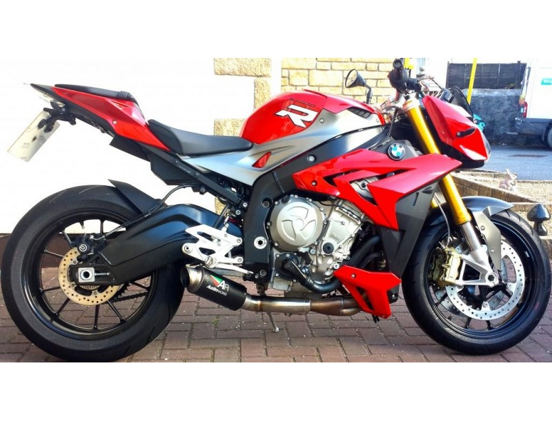 S1000R 2012 - 2016 ARCS GP3 DECAT EXHAUST SYSTEMS