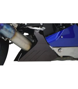 YAMAHA R1 2015 - 2021 CARBON BELLY COVER PANEL