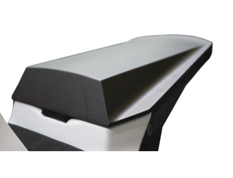 2020 KTM 1290 SUPERDUKE R CARBON FIBRE PASSENGER SEAT COVER