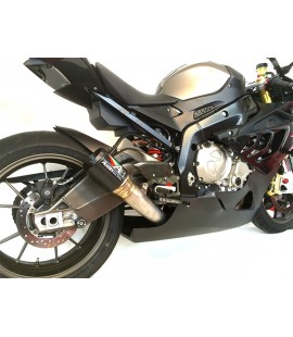 BMW S1000RR 2015 - 16 ARCS GP1/GP1R & GP2/GP2R & V3 ARCS DE-CAT EXHAUST SYSTEMS