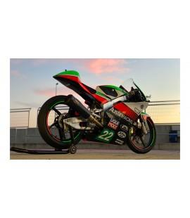 Corse factory moto 4 andy 2