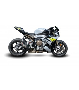 2019 S1000RR SLIP-ON EXHAUST SYSTEM